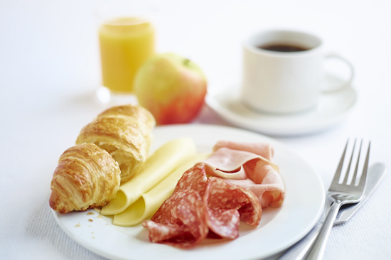 Kick Start your day with our Glenrothes hotel